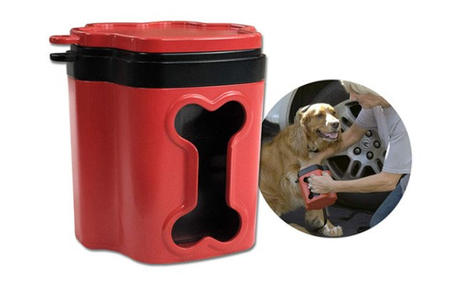 Doggie Dipper Portable Dog Paw Washer