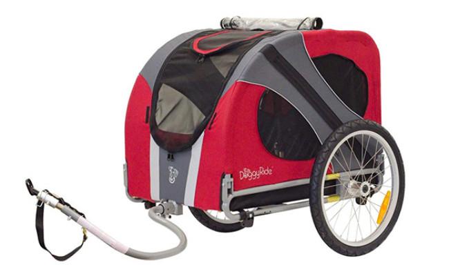 DoggyRide Dog Bike Trailer