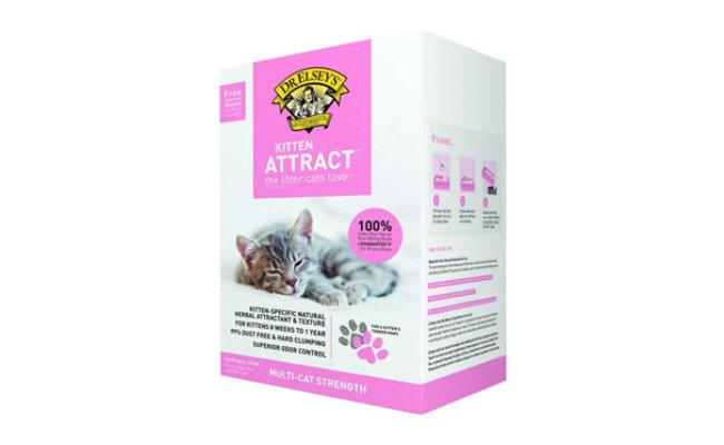 Dr. Elsey's Precious Cat Kitten Training Litter