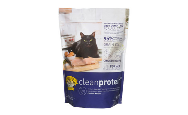 Dr. Elsey's cleanprotein Chicken Formula Cat Food