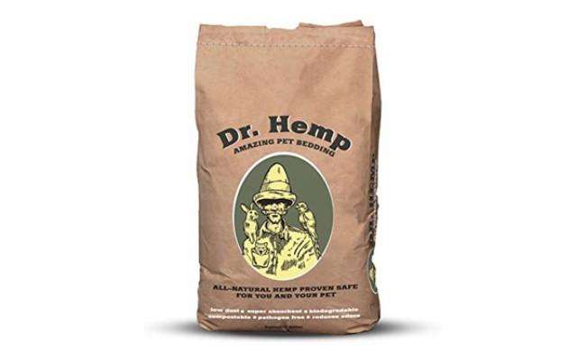 Dr. Hemp All Natural Hedgehog Bedding
