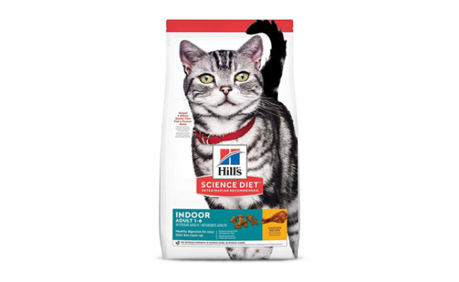 Dry Food for Adult Indoor Cats