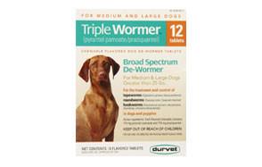 Durvet Dewormers for Dogs