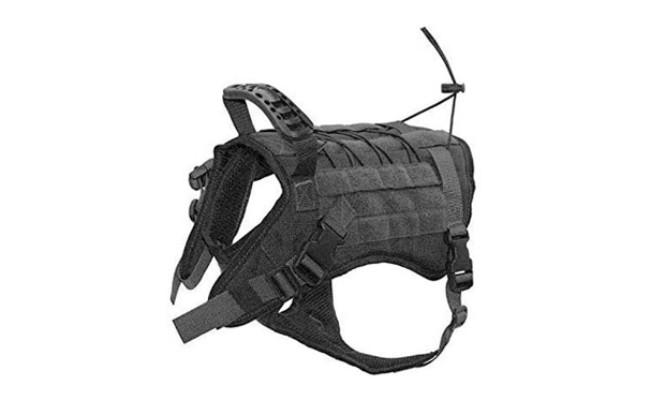 EJG Tactical Dog Harness Vest