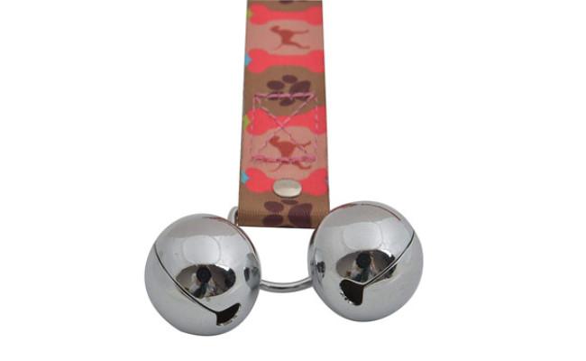 EXPAWLORER Dog Doorbells