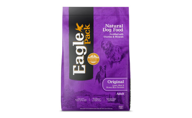Eagle Pack Natural Dry Dog Food With Grains