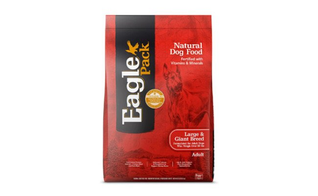 Eagle Pack Natural Large Breed Dog Food