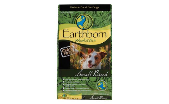 Earthborn Holistic Small Breed Natural Dog Food