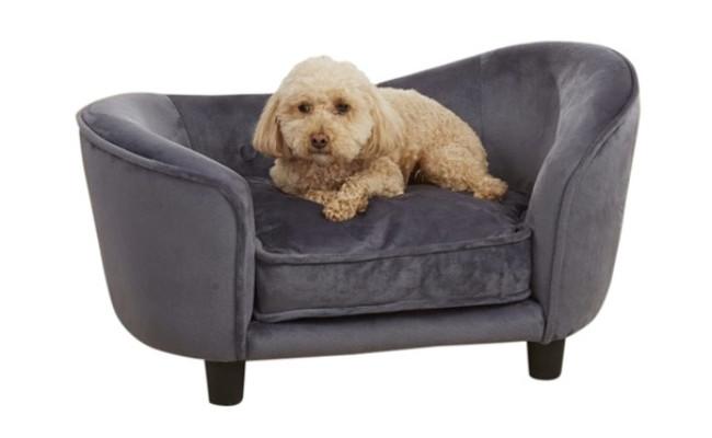 Enchanted Home Ultra Plush Snuggle Dog Bed
