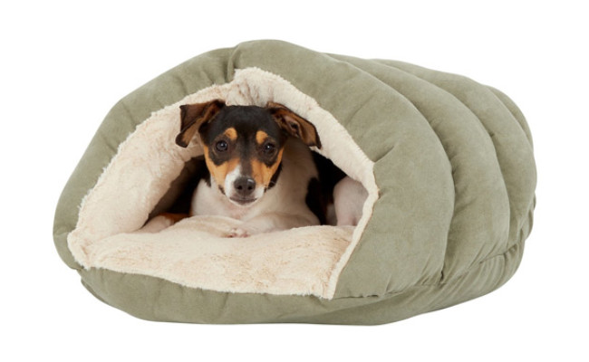 Ethical Pet Sleep Zone Cuddle Cave Dog Bed