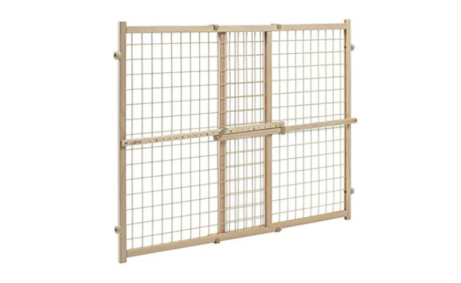Evenflo Tall Pressure Mount Dog Gate