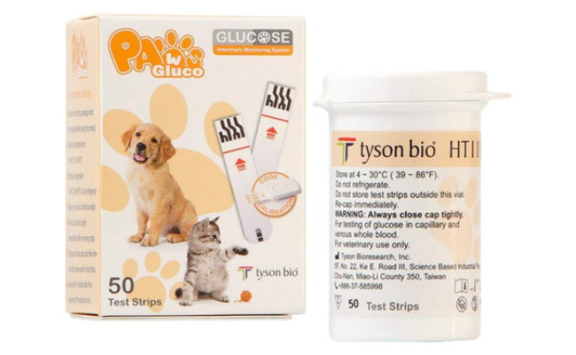 EverPaw Gluco Blood Glucose Diabetes Monitoring System for Dogs