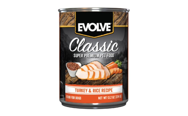 Evolve Classic Canned Dog Food