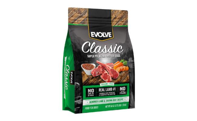 Evolve Deboned Lamb & Brown Rice Recipe Dry Dog Food