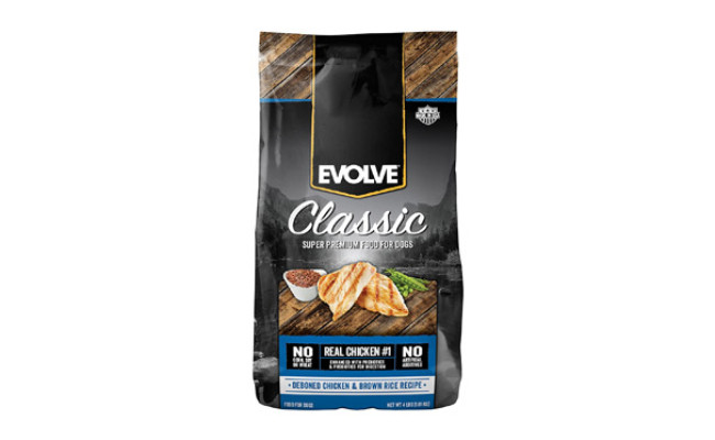 Evolve Super Premium Grain Free Dog Food