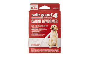 Excel Canine Dewormer for Dogs