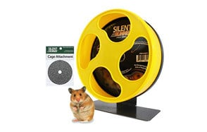 Exotic Nutrition Silent Runner - Pet Exercise Wheel