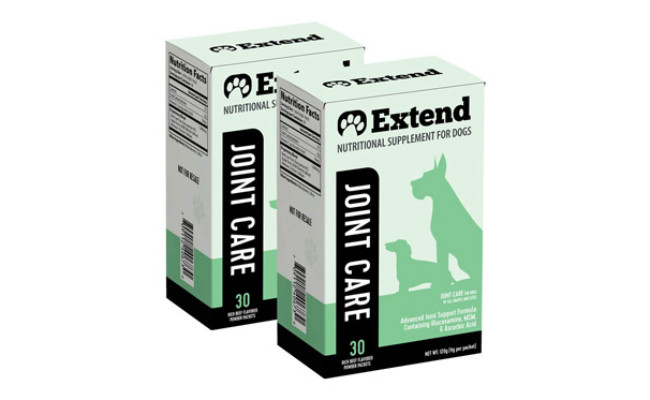 Extend Pets Supplement for Older Dogs