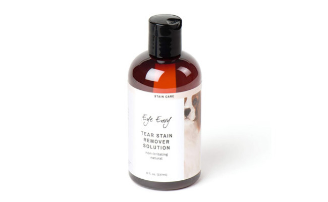 Eye Envy Tear Stain Remover Solution for Dogs