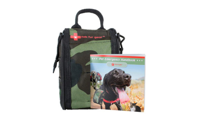FAB FUR GEAR Dog First Aid Kit