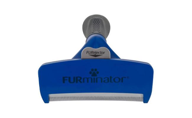 FURminator Long Hair Dog Deshedding Tool front