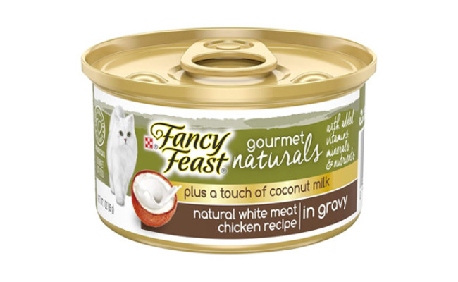 Fancy Feast Adult Canned Wet Cat Food