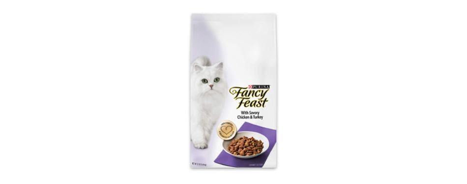 Fancy Feast Adult Dry Cat Food