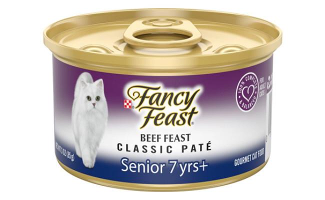 Fancy Feast Beef Feast Classic Pate