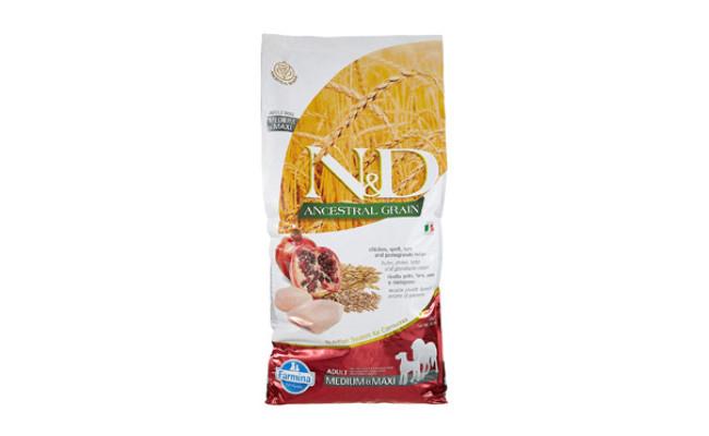 Farmina Natural & Delicious Ancestral Grain Dog Food