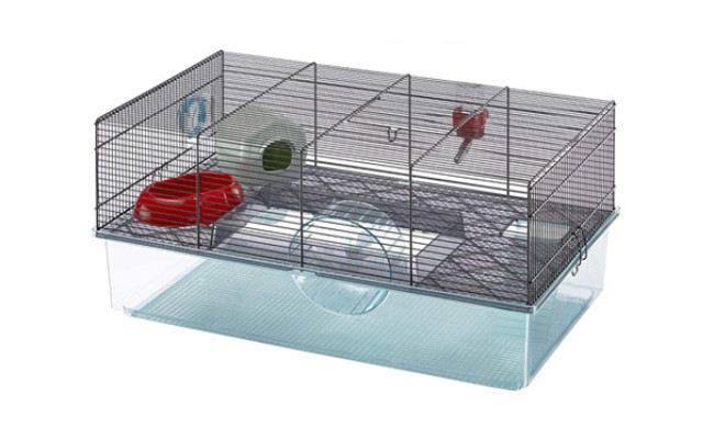 Favola Hamster Cage Includes Free Water Bottle