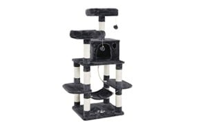 Feandrea Cat Tree Condo Scratching Towers