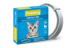 Fedciory Calming Collar for Cats