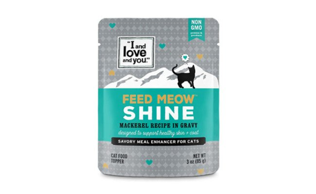Feed Meow Shine Wet Cat Food