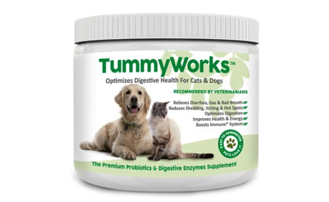 Finest For Pets TummyWorks Probiotic Powder for Dogs