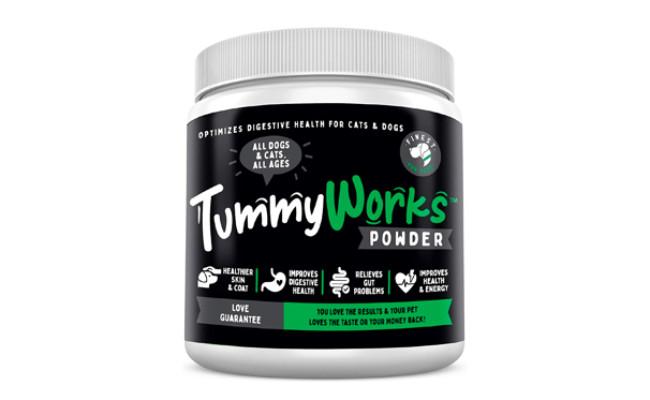 Finest for Pets TummyWorks Probiotics & Digestive Dog & Cat Supplement