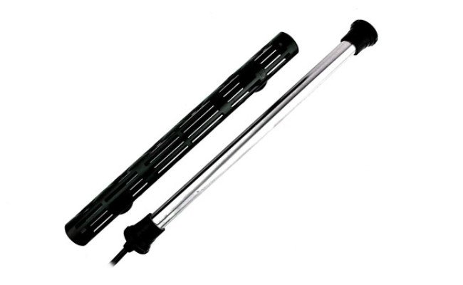 Finnex Deluxe Titanium Tube Heater