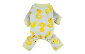 Fitwarm Cute Duck Dog Pajamas