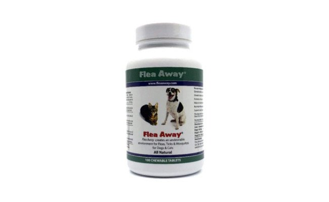 Flea Away All Natural Mosquito Repellent for Dogs
