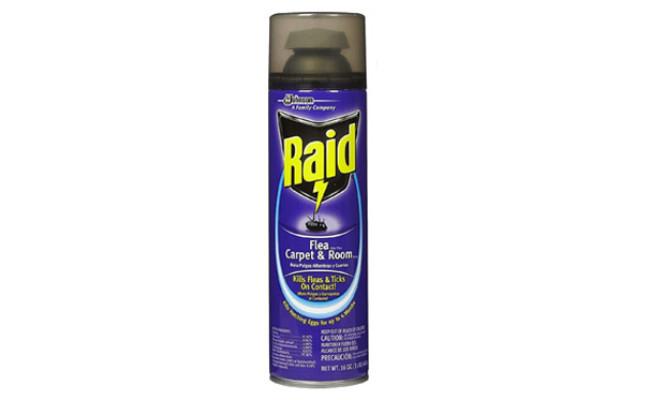 Flea Killer Plus Carpet & Room Spray by Raid