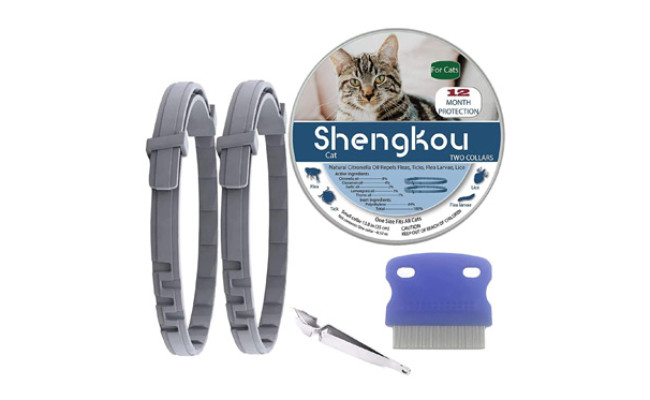 Flea and Tick Collar for Cat