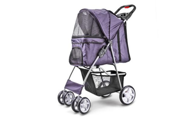 Flexzion Flexible Stroller for Dogs