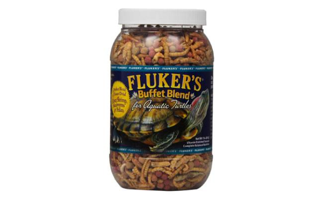Fluker's Aquatic Turtle Buffet Blend Food