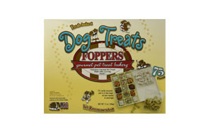 Foppers Gourmet Dog Treat Box