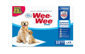 Four Paws Pee Pads for Dogs