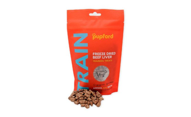 Freeze-Dried Training Treats for Dogs