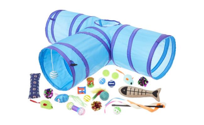 Frisco Plush Pack Cat Toy