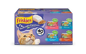 Friskies Canned Wet Cat Food