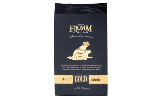 Fromm Family Foods Gold Dry Dog Food