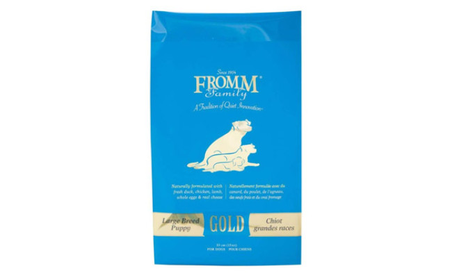 Fromm Family Gold Large Breed Puppy Dry Dog Food