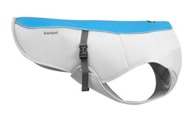 FrontPet Adjustable Cooling Vest for Dogs